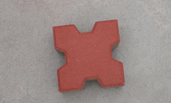 人行道砖150×150×80